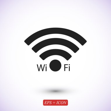 simple Wi-Fi icon