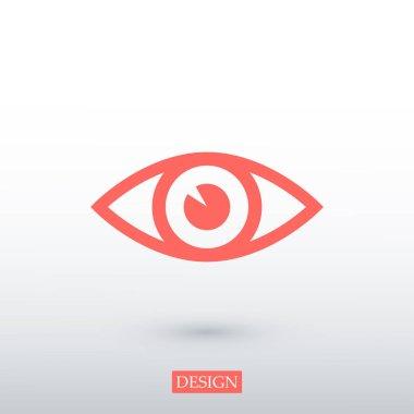 human eye icon