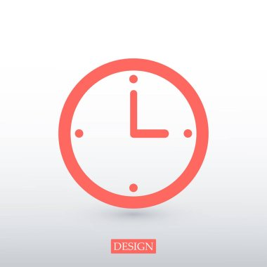 clock time icon