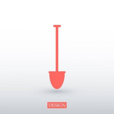 shovel garden icon