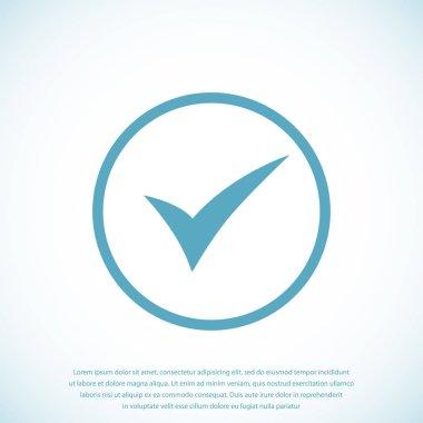 checkmark web icon