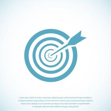 aim dartboard icon