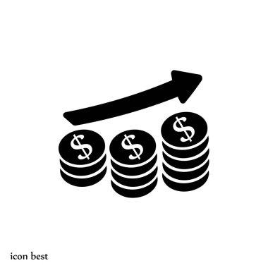 money chart  icon
