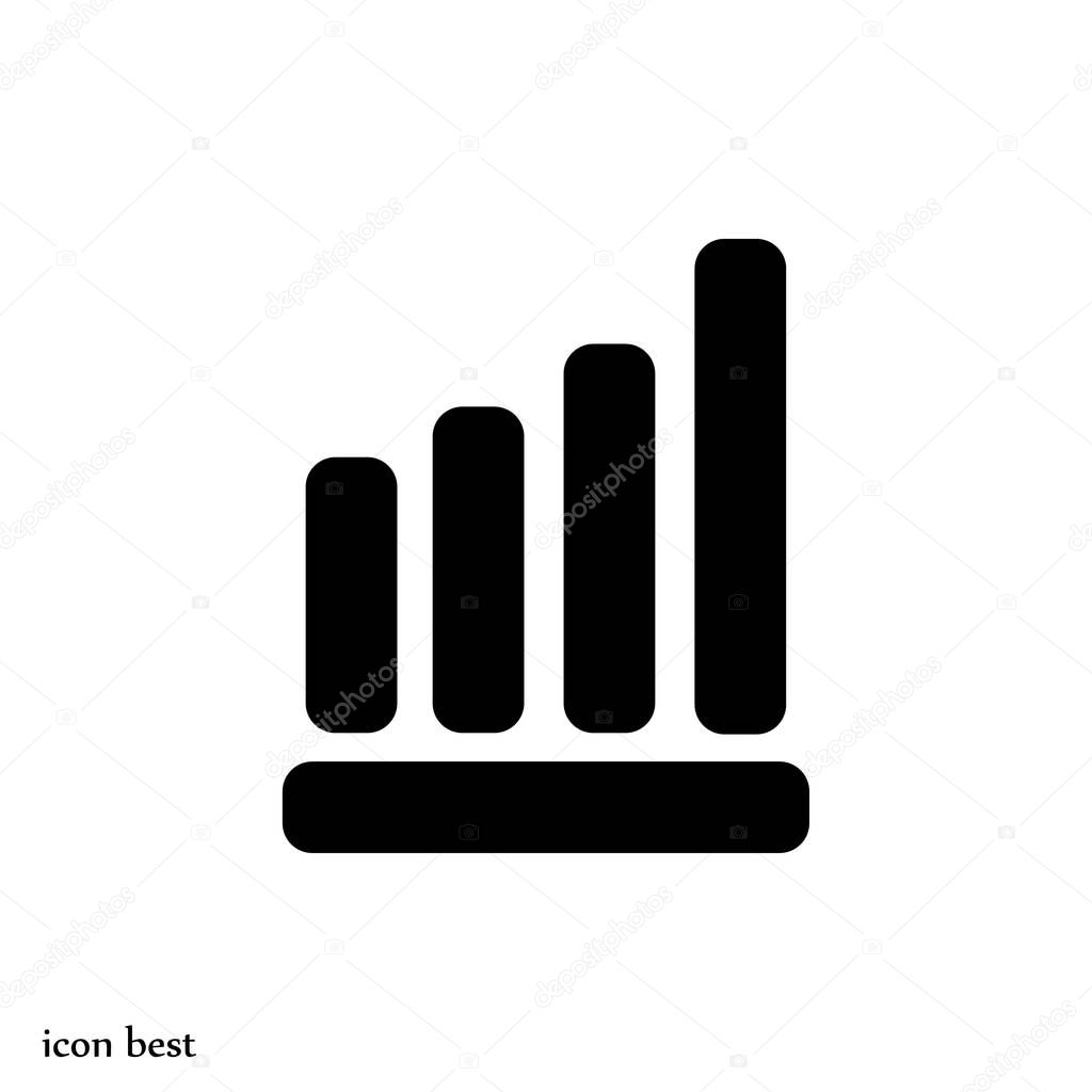 graphic chart icon
