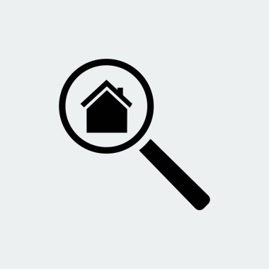 search house, icon
