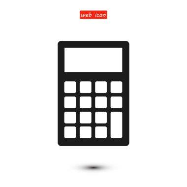 calculator flat icon,