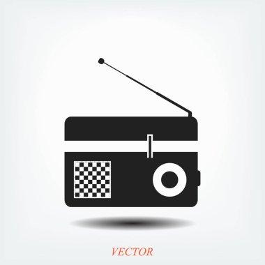 retro Radio icon