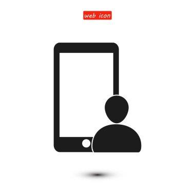 contact phone icon