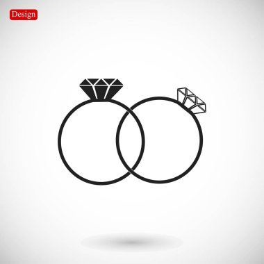 two rings icon