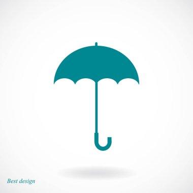 umbrella flat icon
