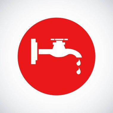 White Faucet icon