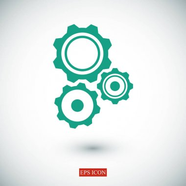 gear icon illustration