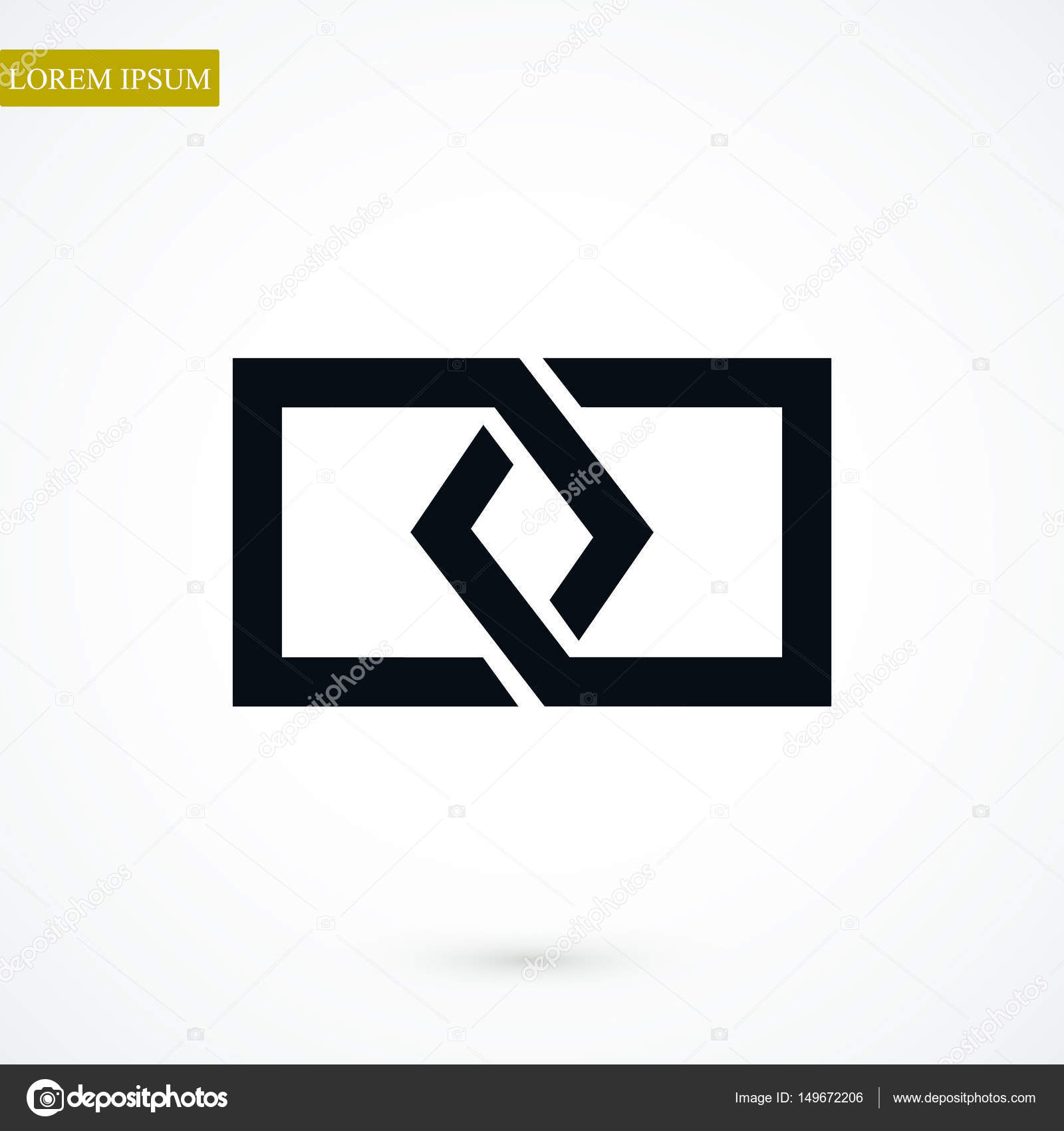 Web Link Icon Stock Vector Simva 149672206