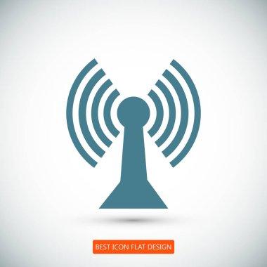 comunication flat icon