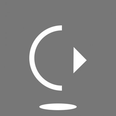 Play sign icon