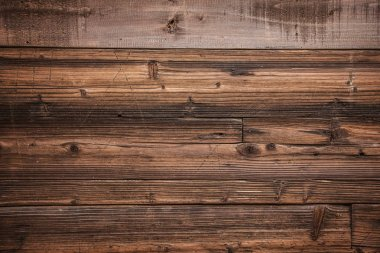 Old wooden board background stock vector