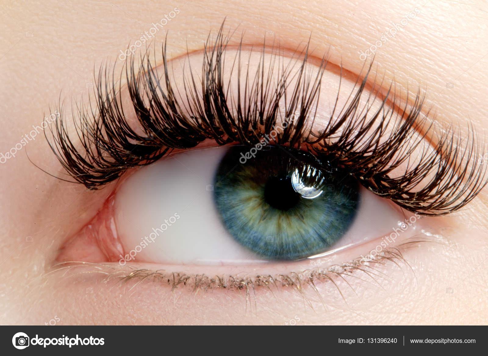 ögonfrans i ögat