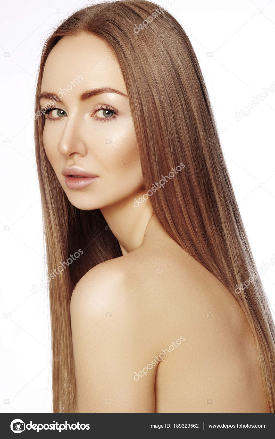 Сексуальные прически на прямые волосы