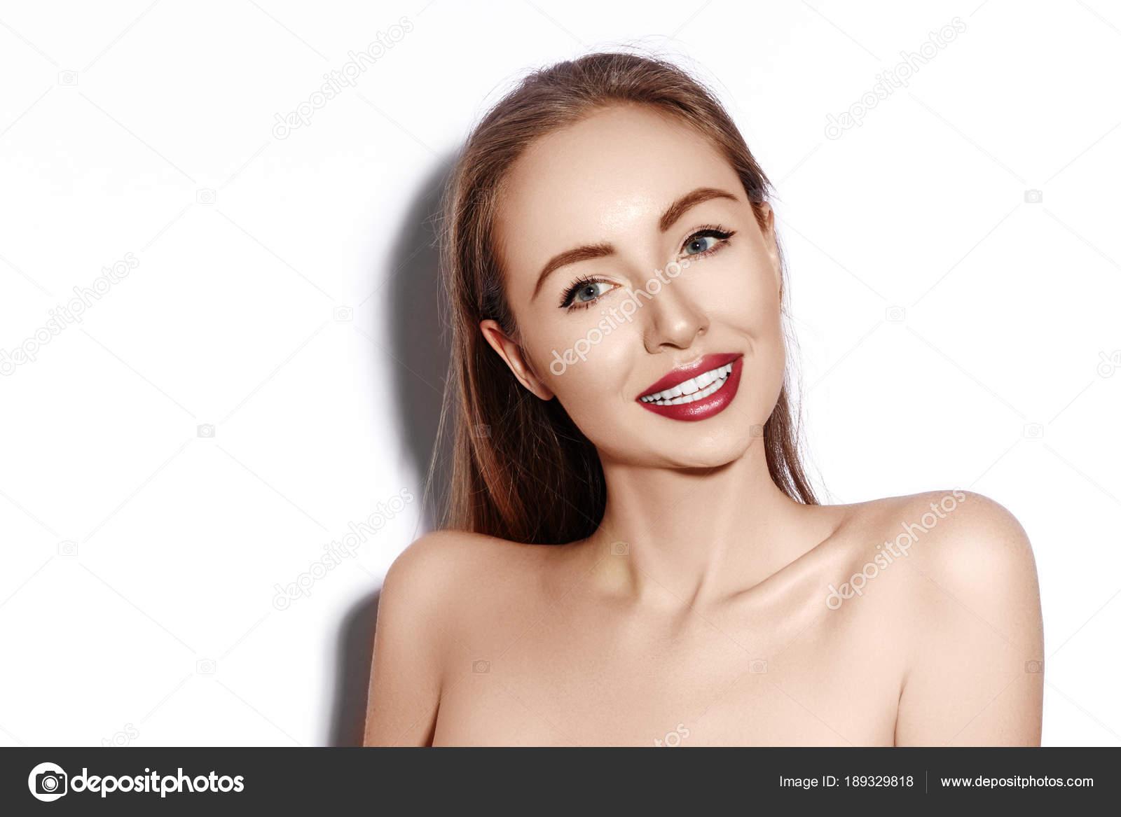 Сексуальные улыбки девушек