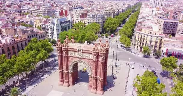 Barcelona fő tér