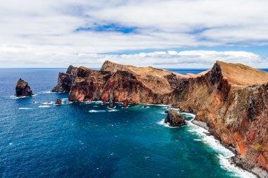 Madeira island landscape