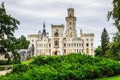 zámek Hluboká nad vltavou v České republice