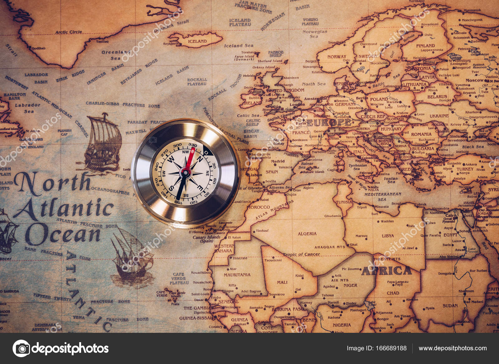 Old vintage retro golden compass on ancient map selective focus old vintage retro golden compass on ancient map selective focus shallow depth of field concept of world travel sightseeing and tourism photo by daliu gumiabroncs Image collections