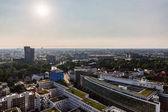 Fotografie Die Altstadt von Hamburg in Deutschland