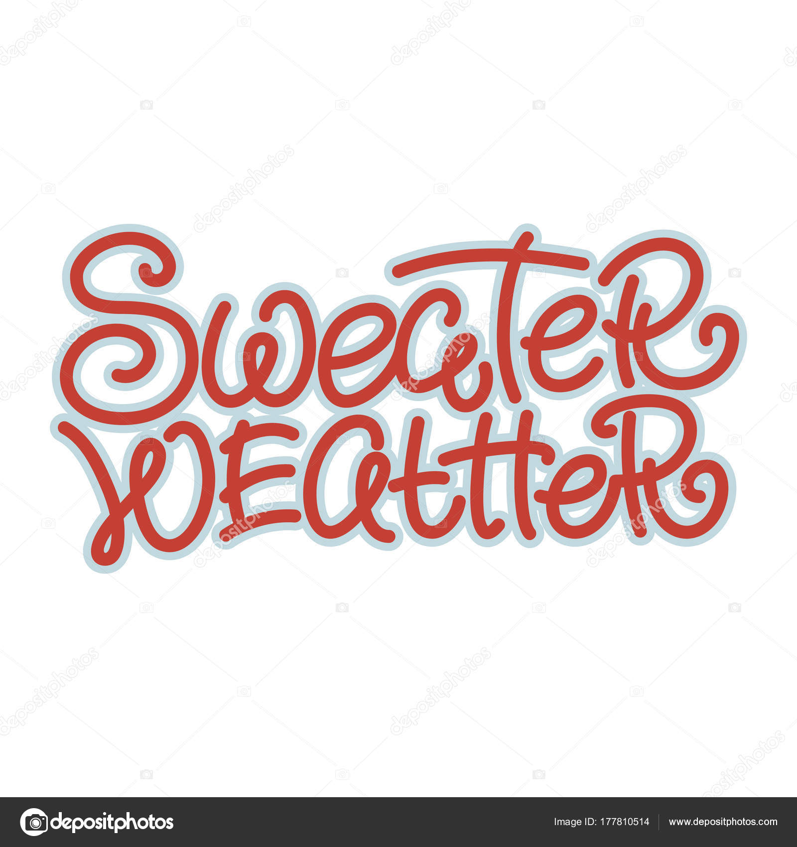Sweater weather quotes | Sweater Weather text, hand written ...