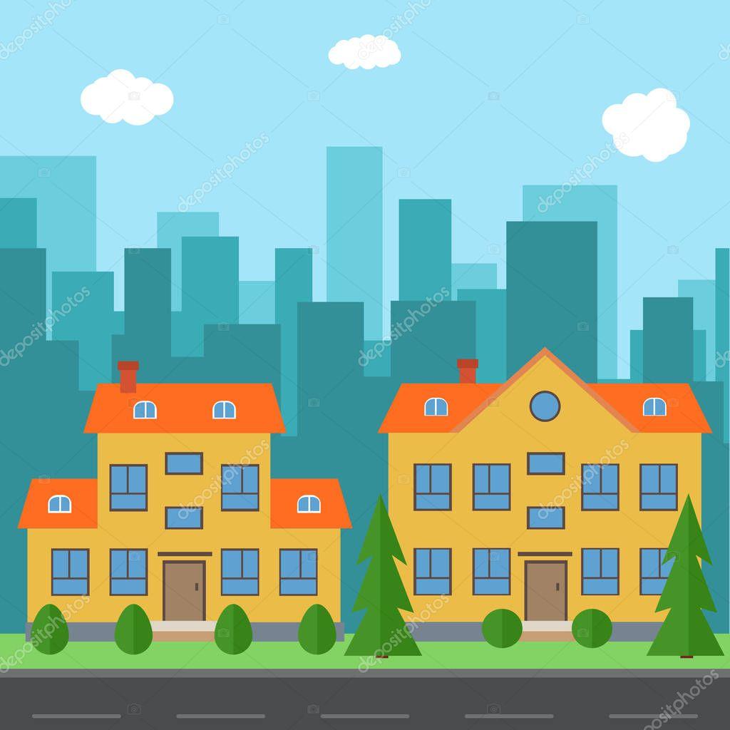Imágenes: Animadas De Casas Y Edificios