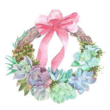 321_wreath of succulents