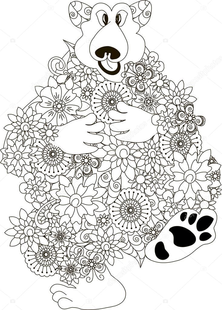 Animal Coloring Pages – coloring.rocks! | 1023x733