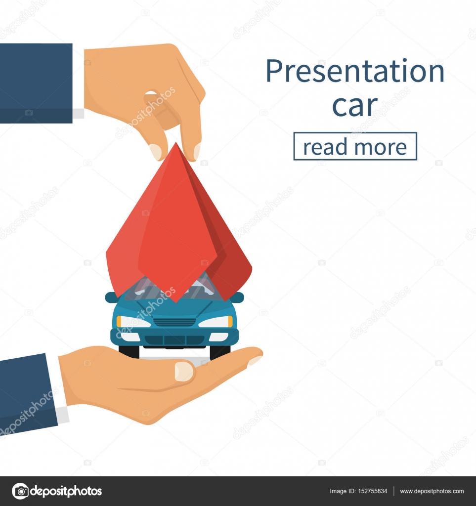 Präsentation-Auto-Vektor — Stockvektor © threecvet.gmail.com #152755834