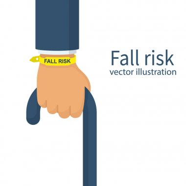 Fall risk vector