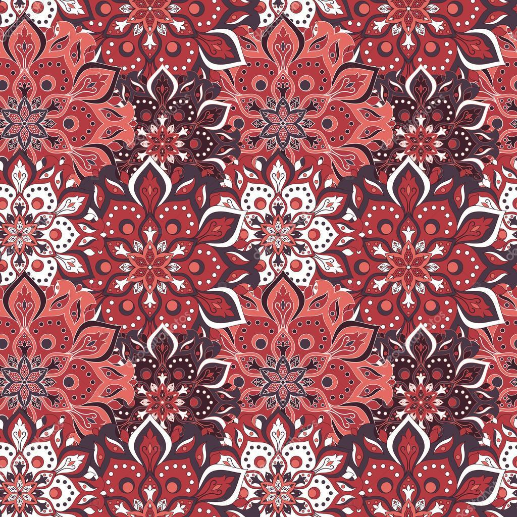 Texture for wallpapers, backgrounds and page fill. Islam, arabic, indian,  turkish,ottoman, asian motifs. Vector illustration. — Vector by ludasikm79. gmail. ...