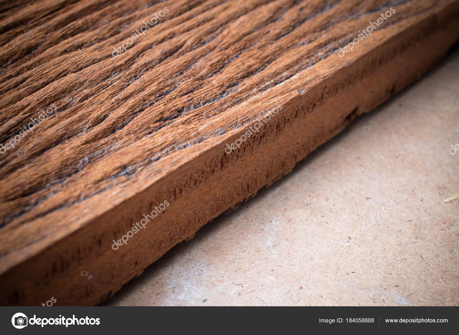 Braune Holzbohle Wandbeschaffenheit Zusammenfassung Hintergrund ...