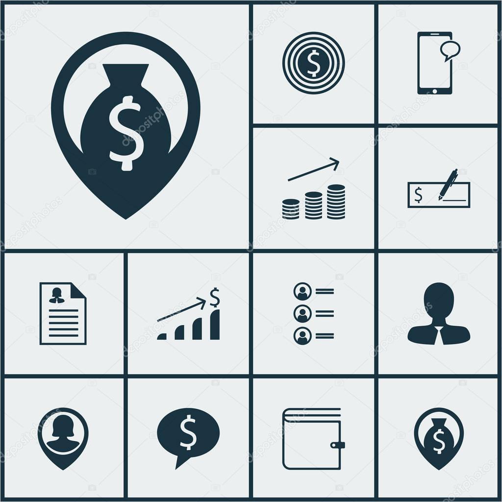 Reihe von Human Resources-Icons auf Pin-Mitarbeiter, weibliche ...