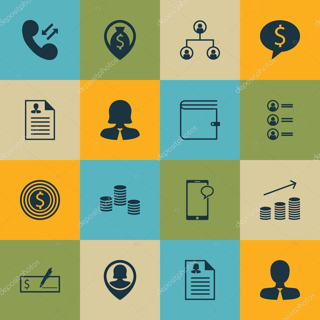 de iconos de gestión de pago en Banco, currículum y temas de ...