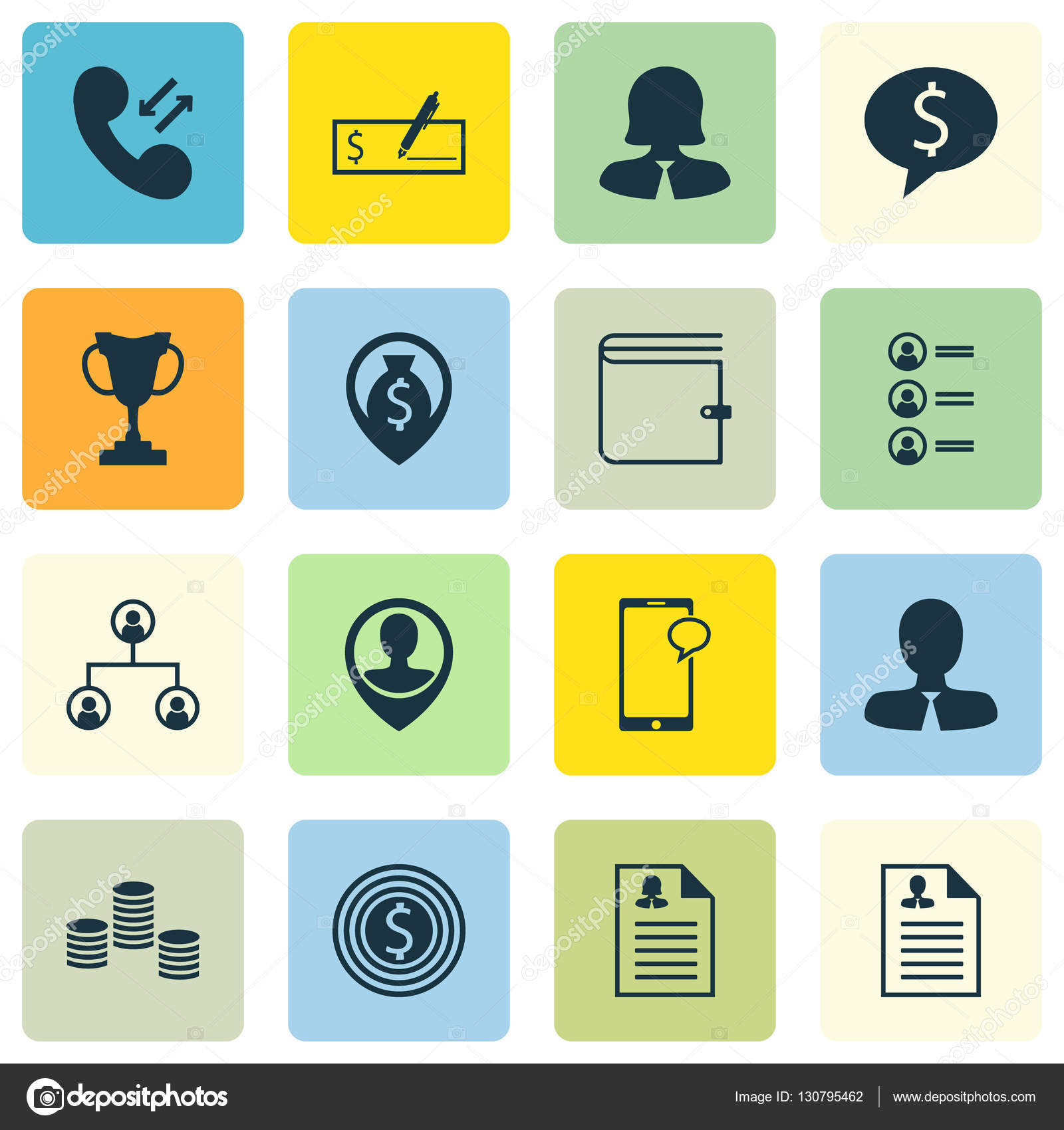 Set of hr icons on money money navigation and manager topics set of hr icons on money money navigation and manager topics editable vector illustration includes call cellular resume and more vector icons thecheapjerseys Images