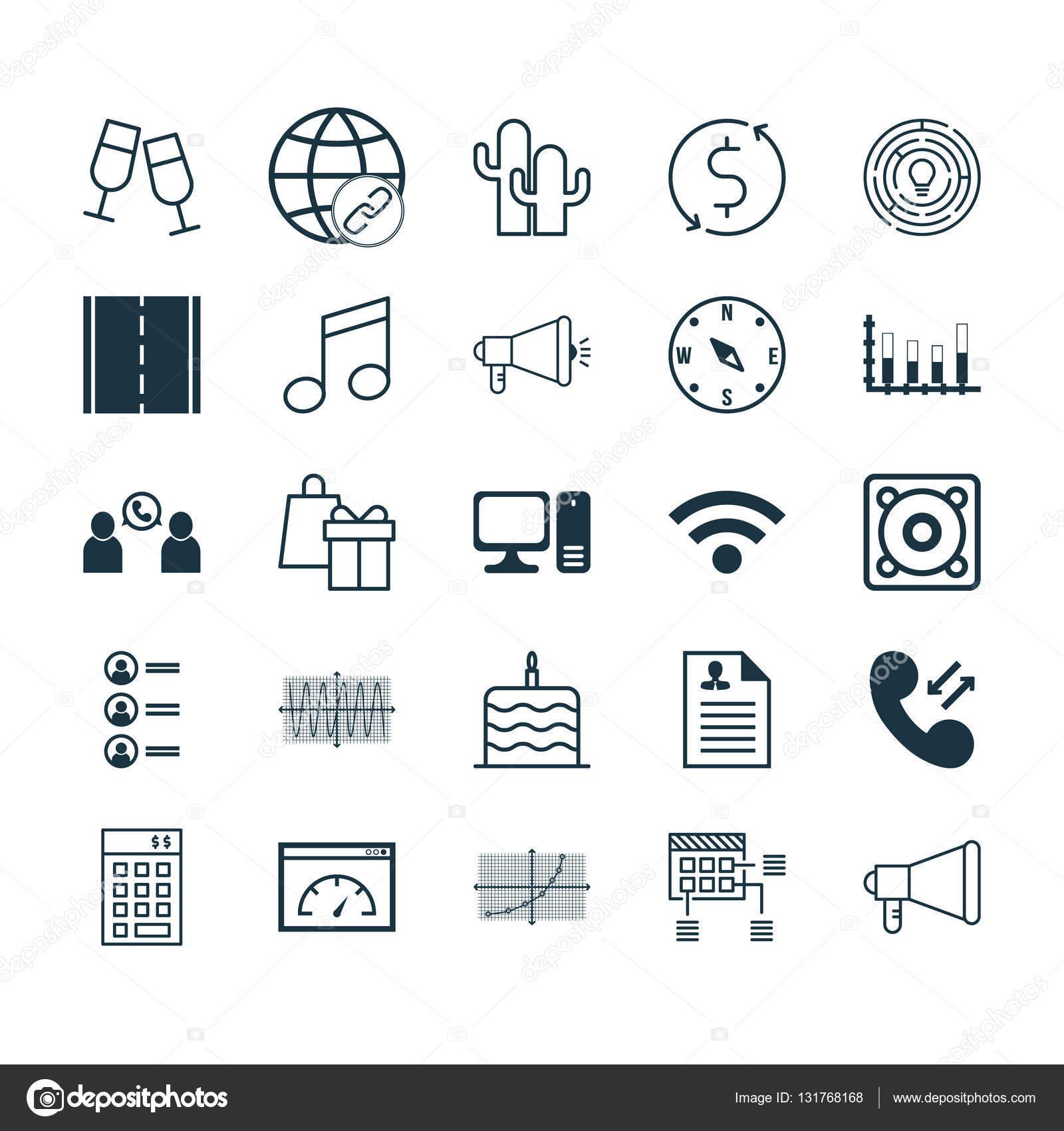 iconos para curriculum vitae