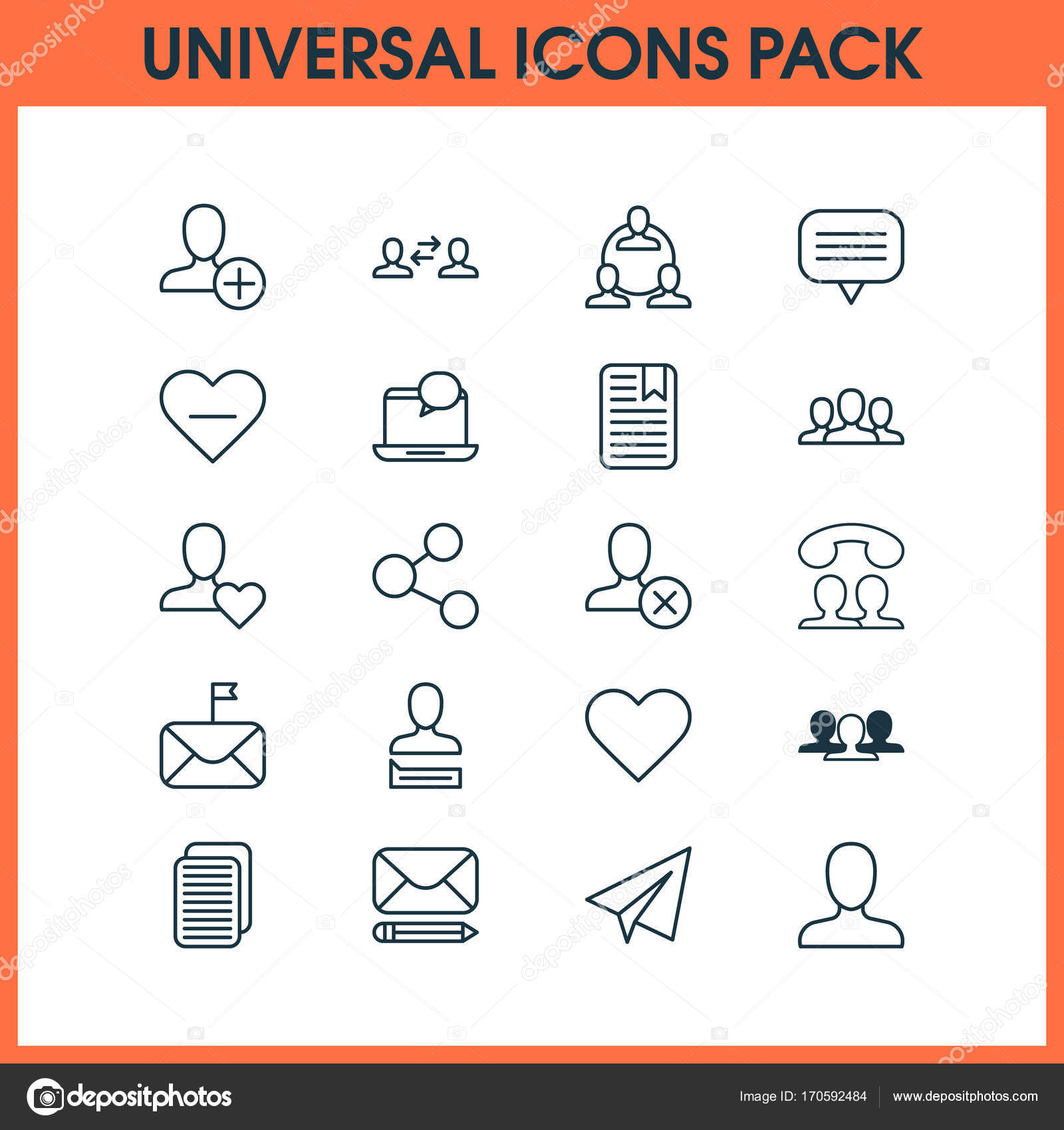Network Icons Set Collection Of Startup Insert Edit And Other