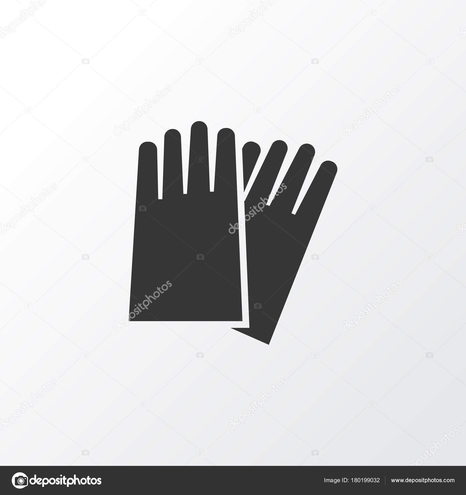 Hand protection icon symbol premium quality isolated latex hand protection icon symbol premium quality isolated latex element in trendy style vector by aalbedouinail biocorpaavc