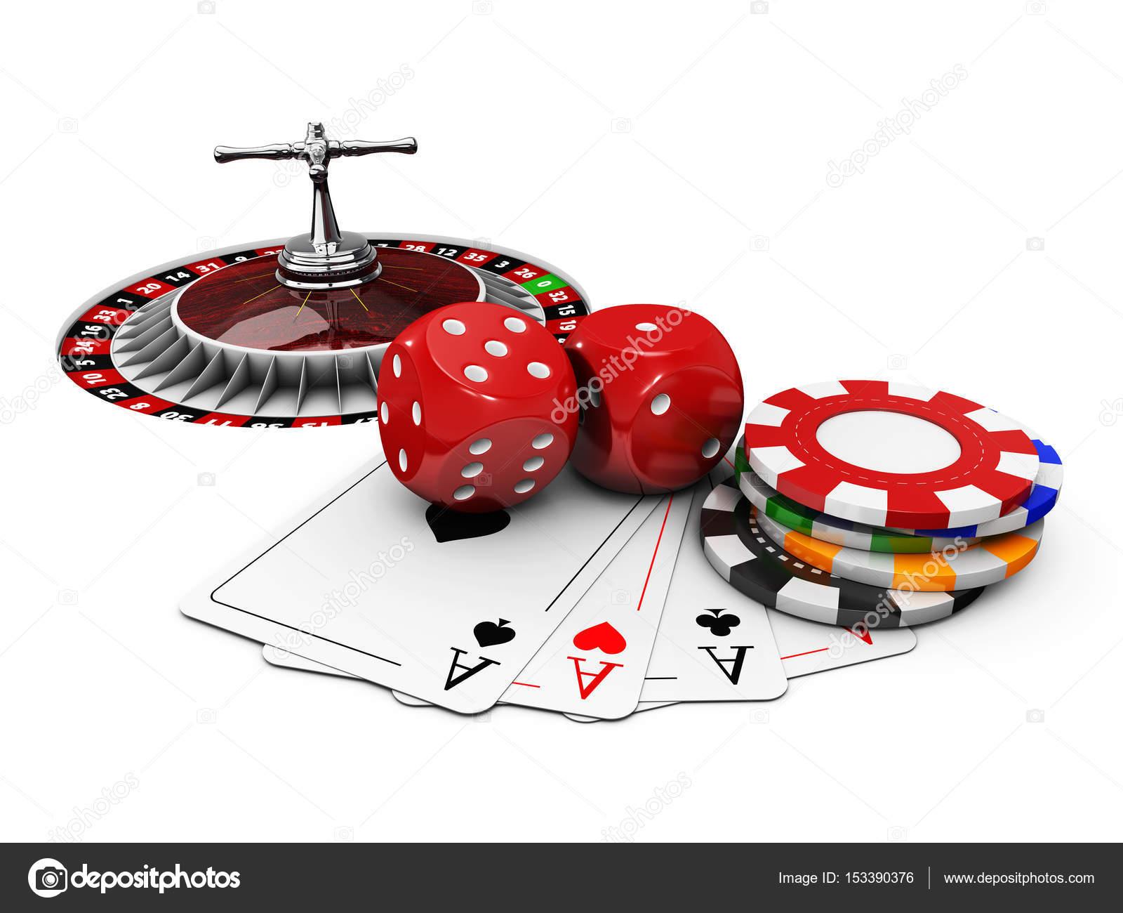 Dibujos de ruletas de casino