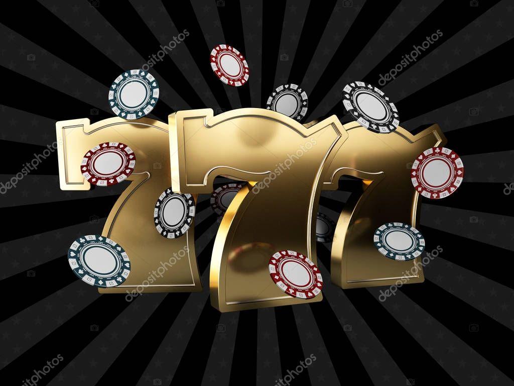 фото Знак 5 денежный в казино