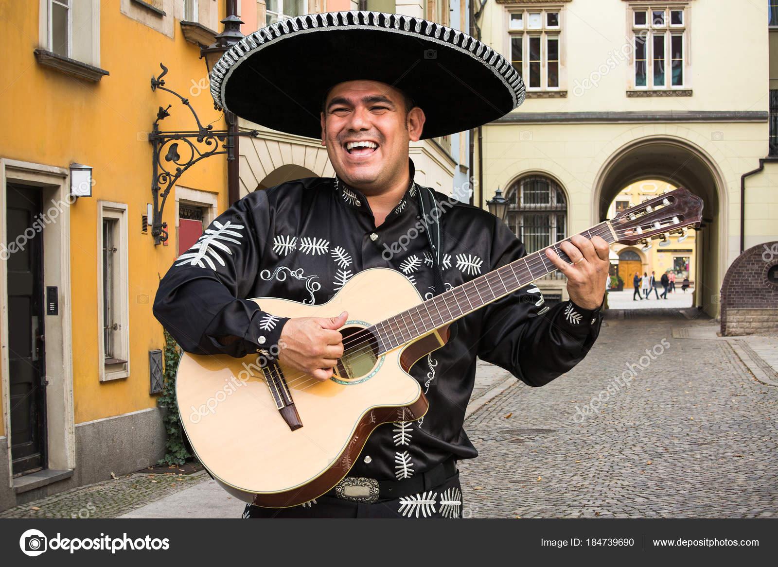uit een oudere mexicaanse man