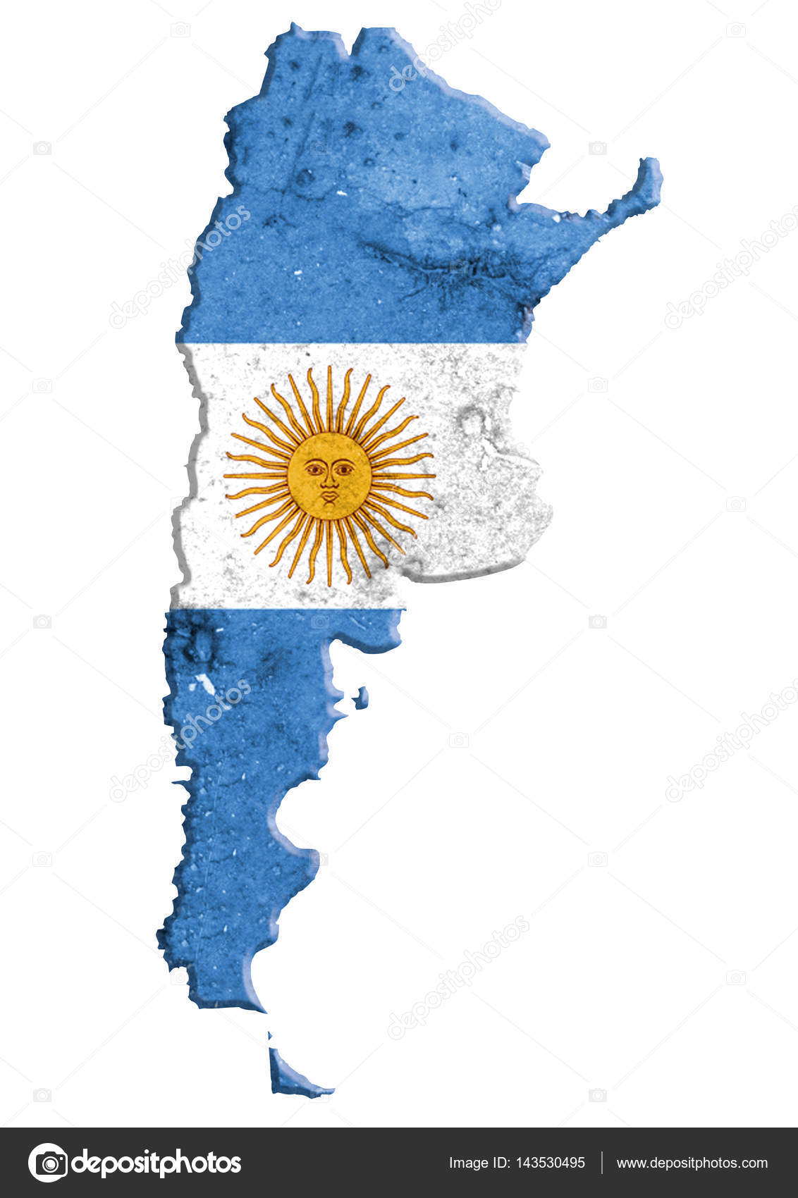 Argentina National Flag Image
