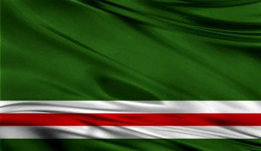 Flag of Chechen Republic of Ichkeria