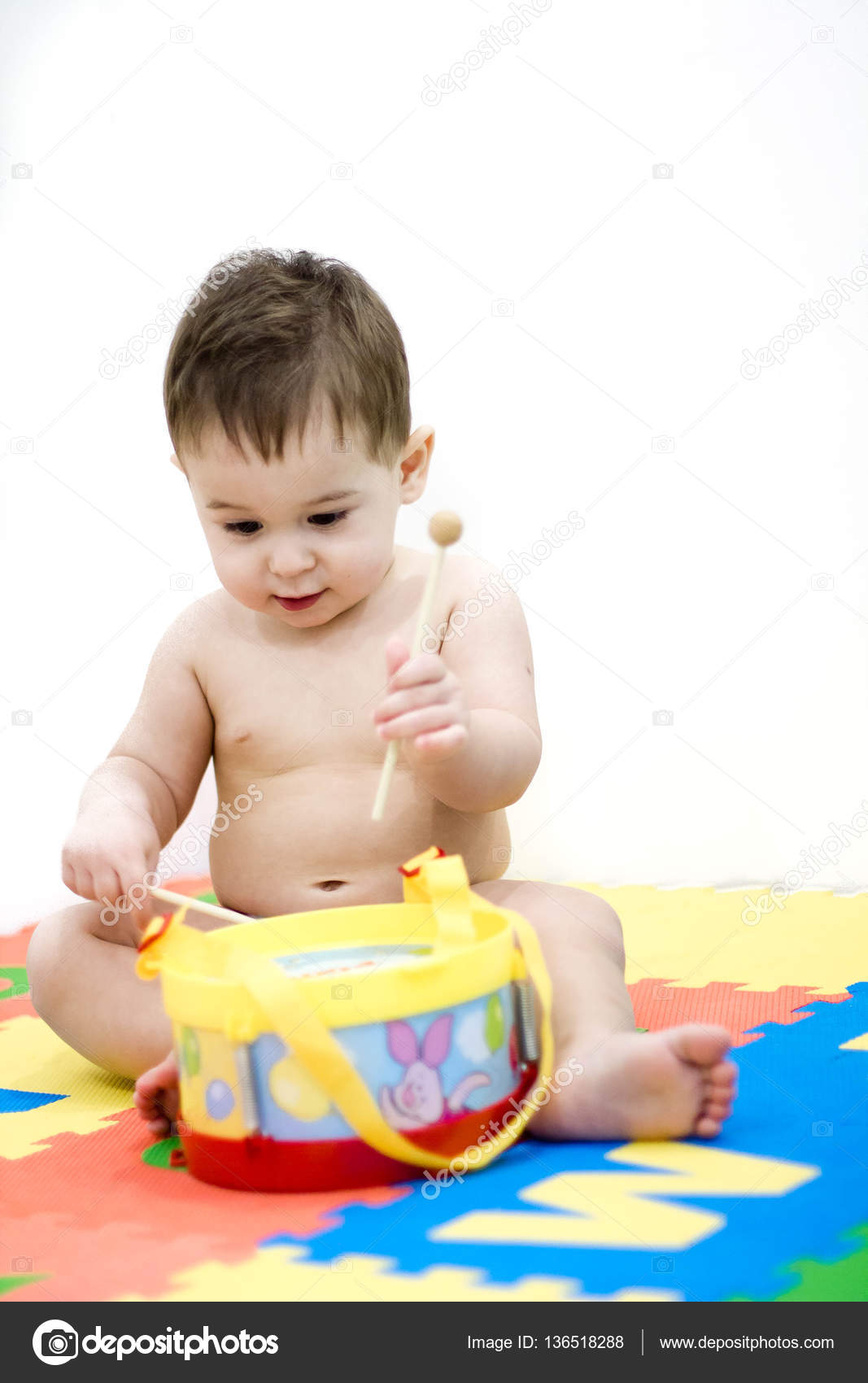 Baby Kid Musical Toy The Boy Learns Play The Drum P O By Konevaelvira Gmail Com