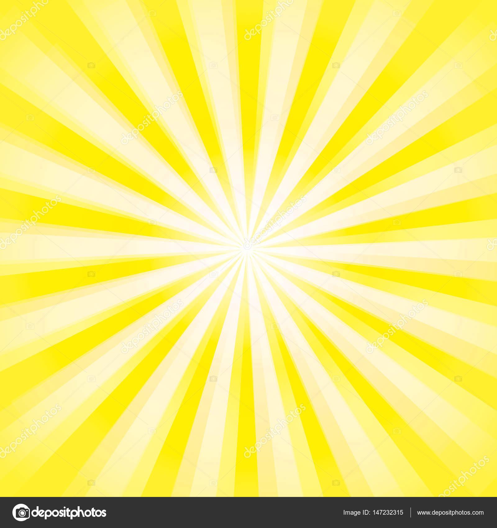 1ee88b91ff2 Shiny sun ray background. Sun Sunburst Pattern. yellow rays summer ...
