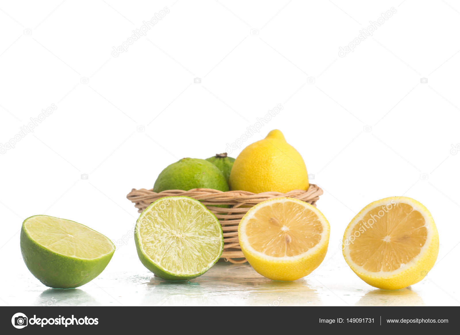 Lime eller citron